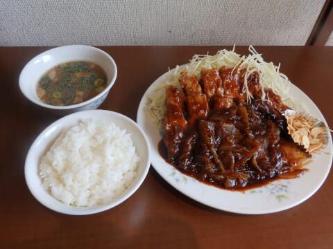 ニューハマヤ 肉料理 淀屋橋 ランチ