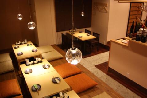 藤沢のおしゃれで安いおすすめ居酒屋、焼き鳥が旨い花火
