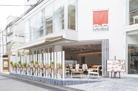 表参道 おすすめ カフェ hanami