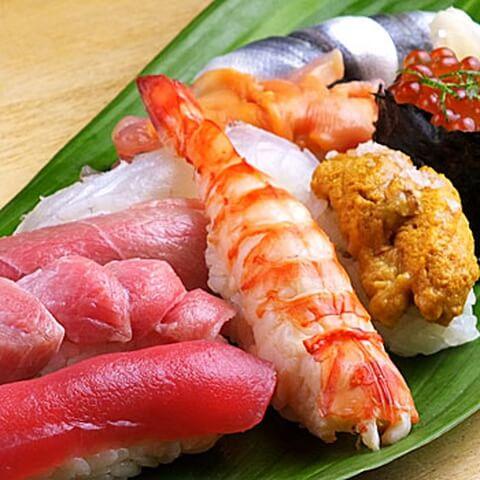 花見鮨料理