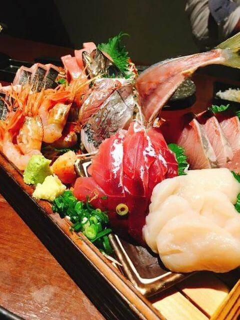 横浜 居酒屋 魚と酒 はなたれ 鶴屋町 魚料理