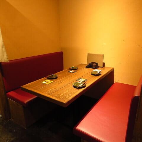 五反田 居酒屋 オススメ 花善 九州料理 和食 半個室
