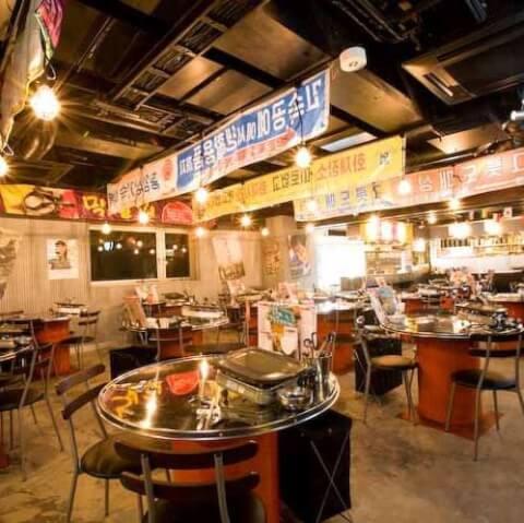 浜松町 ランチ 韓豚屋