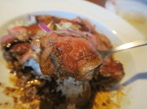 アメリカンハウスバー-料理