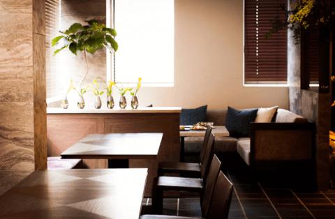 ラウンジ 1908 レストラン 原宿 ランチ おすすめ デート 女子会