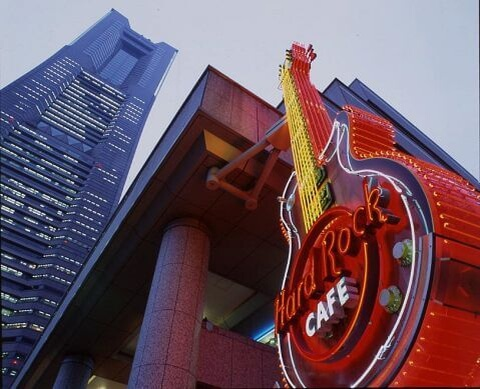 ハードロックカフェ横浜