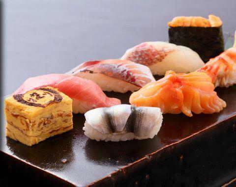 はせ川の寿司