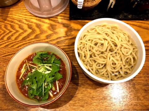 荻窪 おすすめ ラーメン はつがい 完熟トマトつけ麺