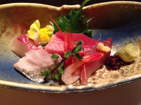 秋葉原 居酒屋 初つぼみ 和食 魚料理