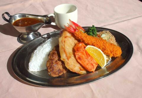 新宿 ディナー はやしや 洋食