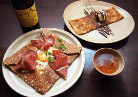 ブレッツカフェ クレープリー 表参道店 おすすめ カフェ 原宿