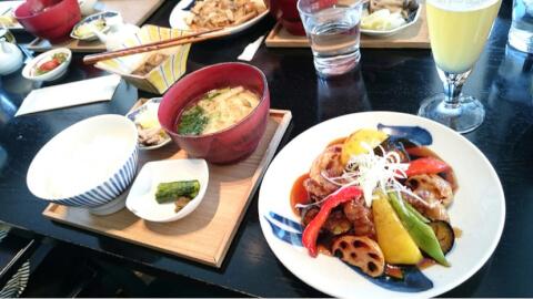 渋谷 和食 ディナー 酢重ダイニング 料理