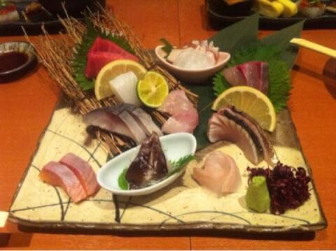 ひだまり 難波 居酒屋 おすすめ 安い 個室 海鮮 魚介 和食