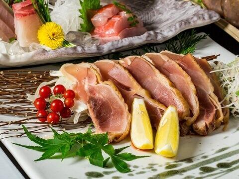 横浜 居酒屋 地鶏や なが松 肉料理