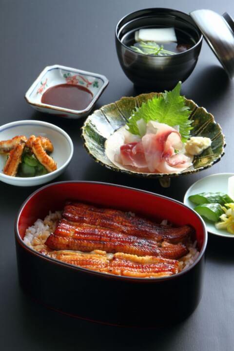 廣川のうな重定食 廣川 嵐山 ランチ おすすめ 和食