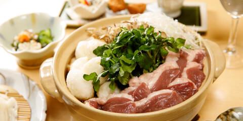 久徳のコース料理