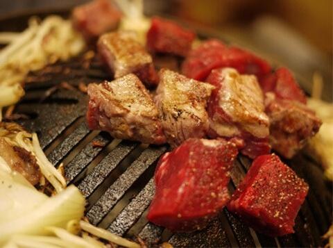 中目黒 ひつじ 目黒川店 おすすめ ランチ 肉
