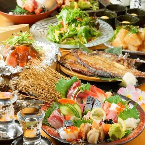 北海道知床漁場