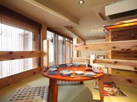 北海道物産 東京立川 居酒屋 海鮮 魚介 デート 個室