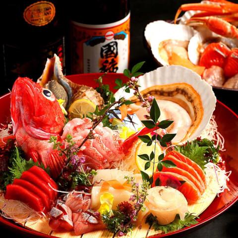 札幌駅北口のおしゃれで安いおすすめ居酒屋、珀や、個室、飲み放題