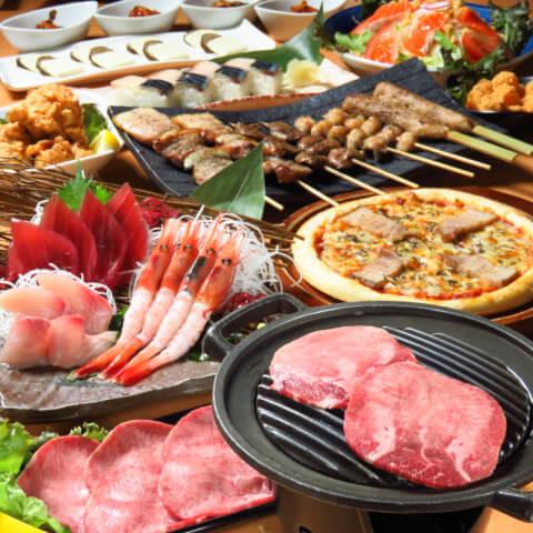 札幌駅南口のおしゃれで安いおすすめ居酒屋、とれたて北海道、個室、飲み放題