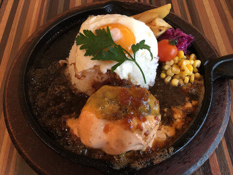 hole hole cafe&diner 池袋