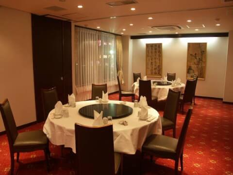 目黒のおしゃれで安い中華ディナー、誕生日デートにおすすめの香港園