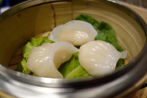 香港バルの料理画像