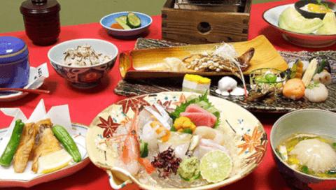 穂の河 梅田 レストラン