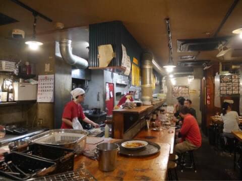 亀戸で美味しくて安いおすすめホルモン、人気焼肉店、亀戸ホルモン本店