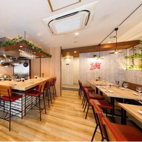 赤羽のおしゃれで安いおすすめの居酒屋、個室の人気店、肉とホル
