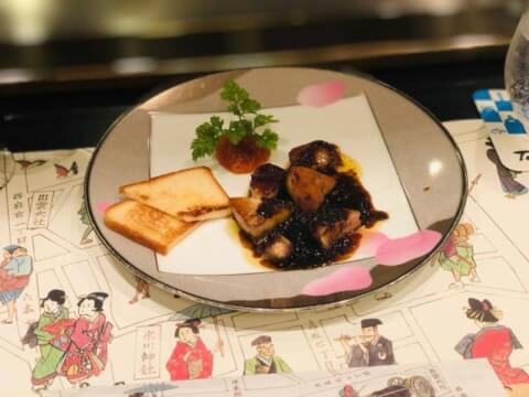 目黒のおしゃれで安い和食ディナー、誕生日デートにおすすめのステーキハウスハマ