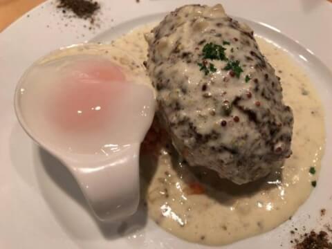 ハンバーグ ウィル 新宿御苑 ランチ 洋食 ハンバーグ おすすめ