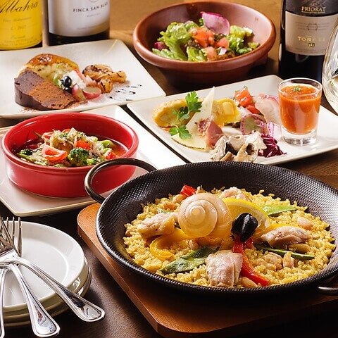 イベリカ 横浜駅 テイクアウト おすすめ スペイン料理