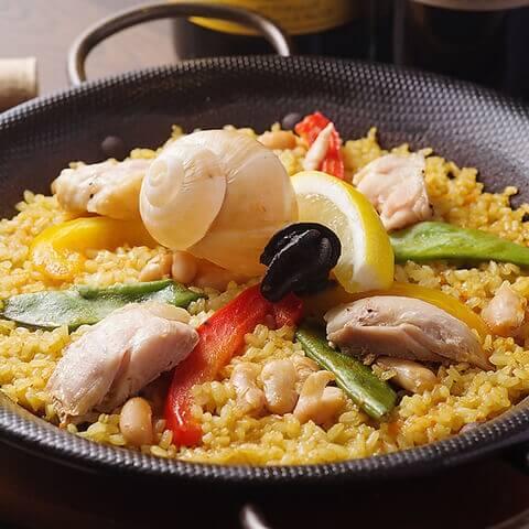 パエリア イベリカ 横浜駅 テイクアウト おすすめ スペイン料理