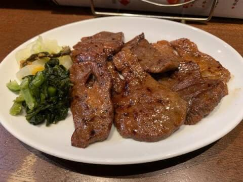 仙台でおすすめの牛タン、一福