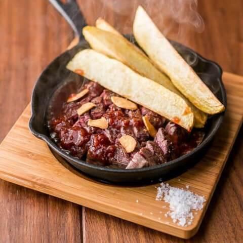 牛ハラミの鉄板焼き キッチン一如 横浜駅西口 イタリアン レストラン