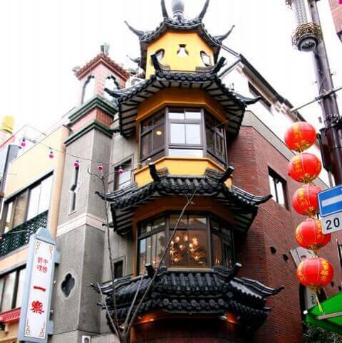 一楽 横浜中華街 おすすめ ランチ
