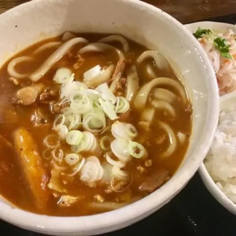 カレーうどん_ひかり_TOKYO_池袋_居酒屋_西口