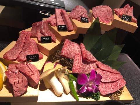 池袋 おすすめ 焼肉 西口 牛兵衛草案 階段肉