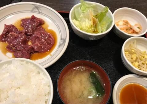 池袋 おすすめ 焼肉 東口 大東苑 安いランチ定食
