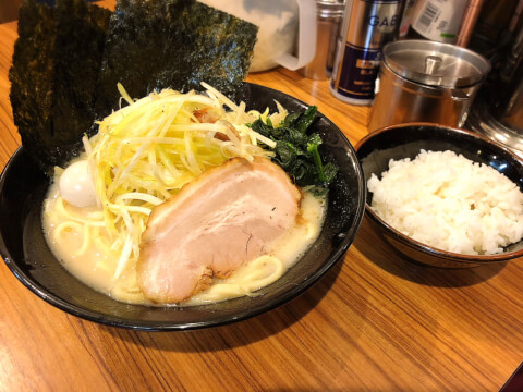 横浜家系ラーメン_池袋商店_2号店