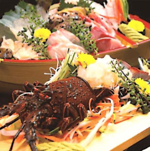 旬魚鮮肉 × 産地直営 北海道幾蔵上野本店  上野 居酒屋 しゃぶしゃぶ 鍋 飲み放題