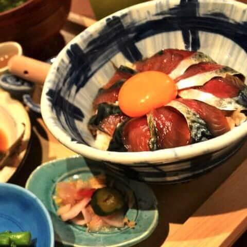三浦鮮魚直送 いまがわ食堂 町田店 ランチ 和食