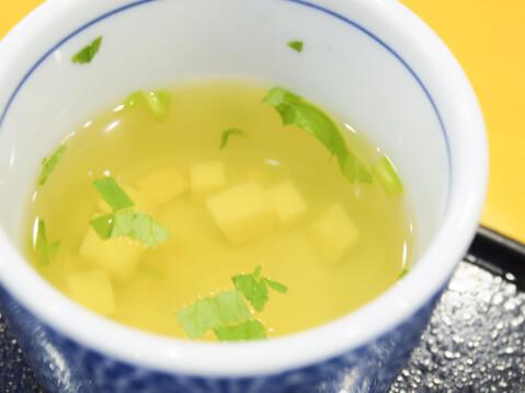 和風スープの写真