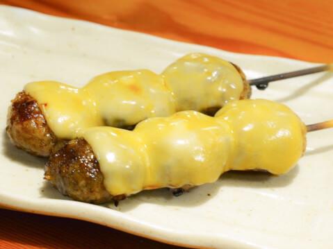つくねチーズ焼の写真