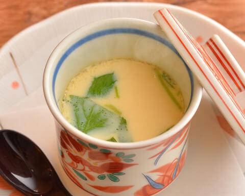 茶碗蒸しの写真