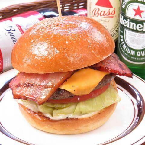 ハンバーガー This is the burger  国分寺 おすすめ ランチ