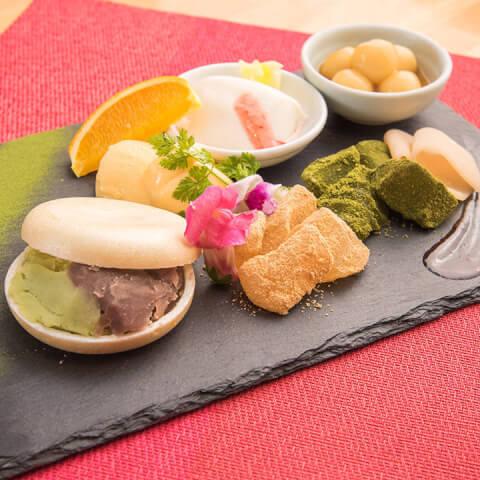 京・錦 おばん菜ビュッフェ ひなたや 河原町 ランチ おすすめ