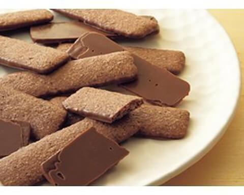 バトンクッキーの写真